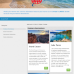Grand Canyon Vacation Packages Aaa  Tour Holiday