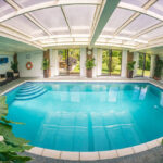 Heated Indoor Pool  Hot Tub Countryside Holiday Cottage