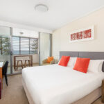 Hotel Room  Ocean View  Accommodation In Port Macquarie
