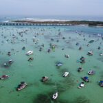 How To Get To Crab Island In Destin Florida  Things To Do