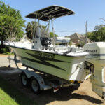 Hydra Sports Ocean Skiff 22' 1996 For Sale For 11500