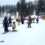 January Is National Learn To Ski / Snowboard Month