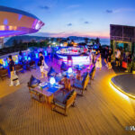 Kee Sky Lounge Rooftop Bar At The Kee Resort In Patong Beach
