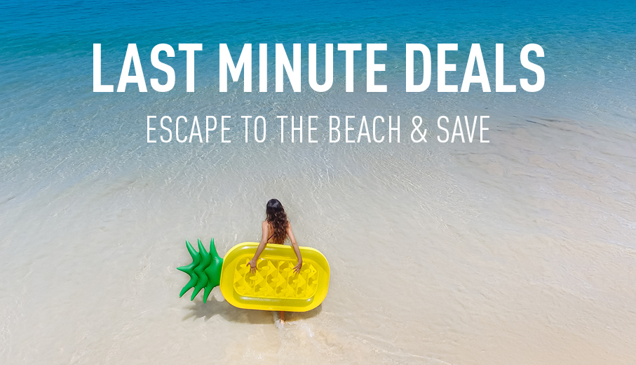 Last Minute Deals On Allinclusive Packages From