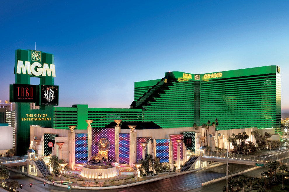 Mgm Grand Hotel  Casino Las Vegas Attractions Review