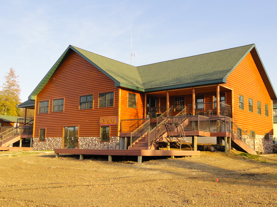 New Construction In 20122014  Lake Of The Woods Resort