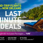New Orleans Last Minute Allinclusive Vacation Packages
