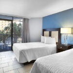 Ocean View 2 Room Double Suites At Hotel Blue