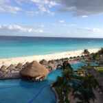 Paradises Hotel Cancun Our View  Paradise Hotel Cancun