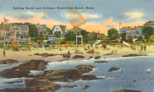 Penny Postcards From Maine