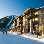 Red Mountain Resort Lodging  Rossland Bc Red Mountain