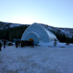 Relentless Writings Ice Museum At Chena Hot Springs