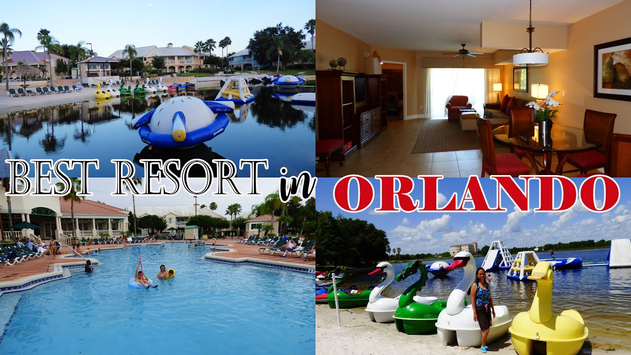 Summer Bay Orlando / Room Tour Of A Two Bedroom Suite