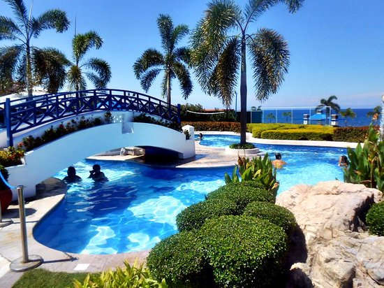 Swimming Pool  Picture Of Thunderbird Resorts Poro Point