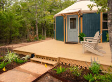 The Agave ☀Luxury Yurt Cabin☀ The Reserve At Green Leaf