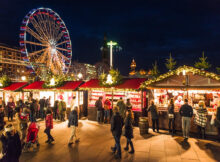 The Best Places To Go Christmas Shopping In The Uk  The