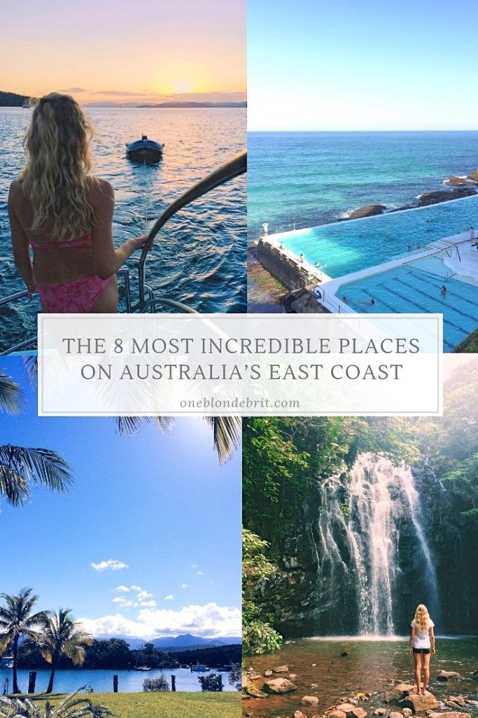 The Best Places To Visit In Australia East Coast