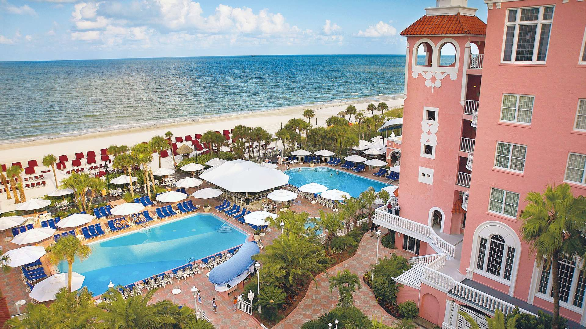 The Don Cesar St Pete Beach  A Kuoni Hotel In Florida