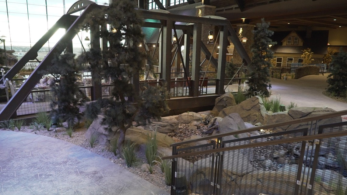 The Gaylord Rockies Resort And Convention Center Opens Dec