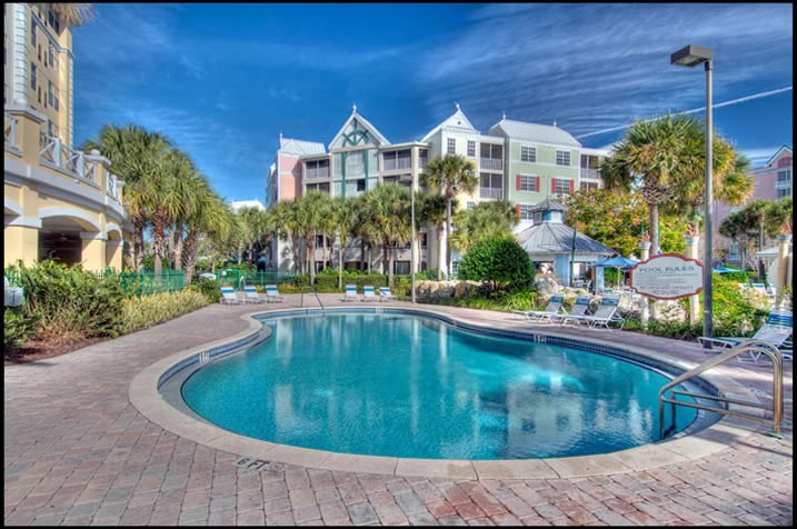 The Inn At Calypso Cay Resort Timeshare Promotion