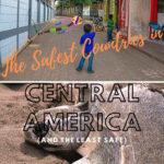 The Safest Countries In Central America From Most