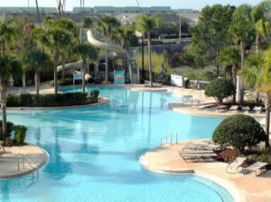 The Windsor Hills Resort Is A Gated Community Located