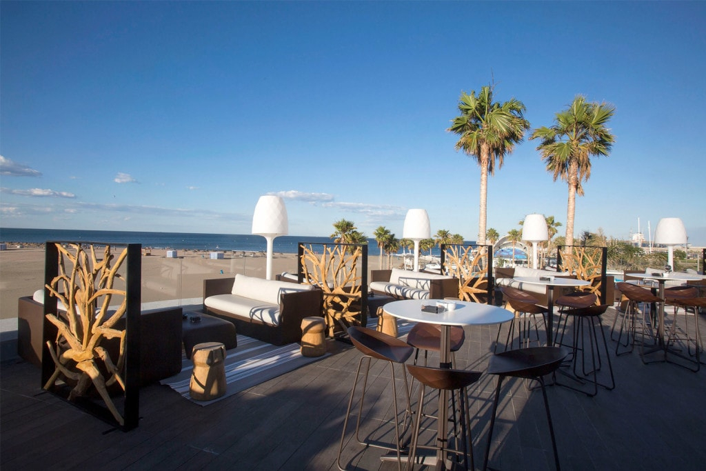 Top 4 Rooftop Bars In Valencia To Enjoy A Drink With A View
