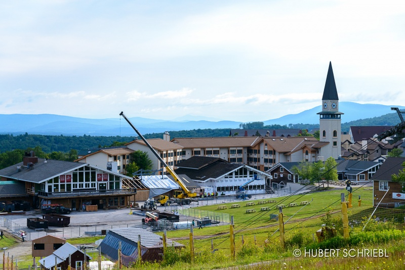 Vermont Ski Resorts Debut New Lifts And More For Winter