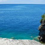 View From The Cliffs Above The Grotto  Picture Of The