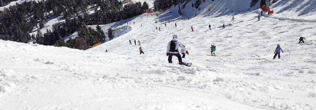 Where Are The Best Places To Go Skiing And Sledding Near