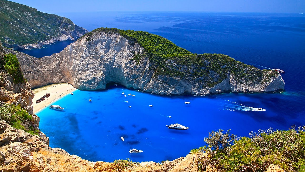 Zakynthos Island Vacation  Best Places To Visit In Greece