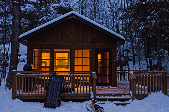 5 Campsites With Heated Cabins And Yurts Near Toronto