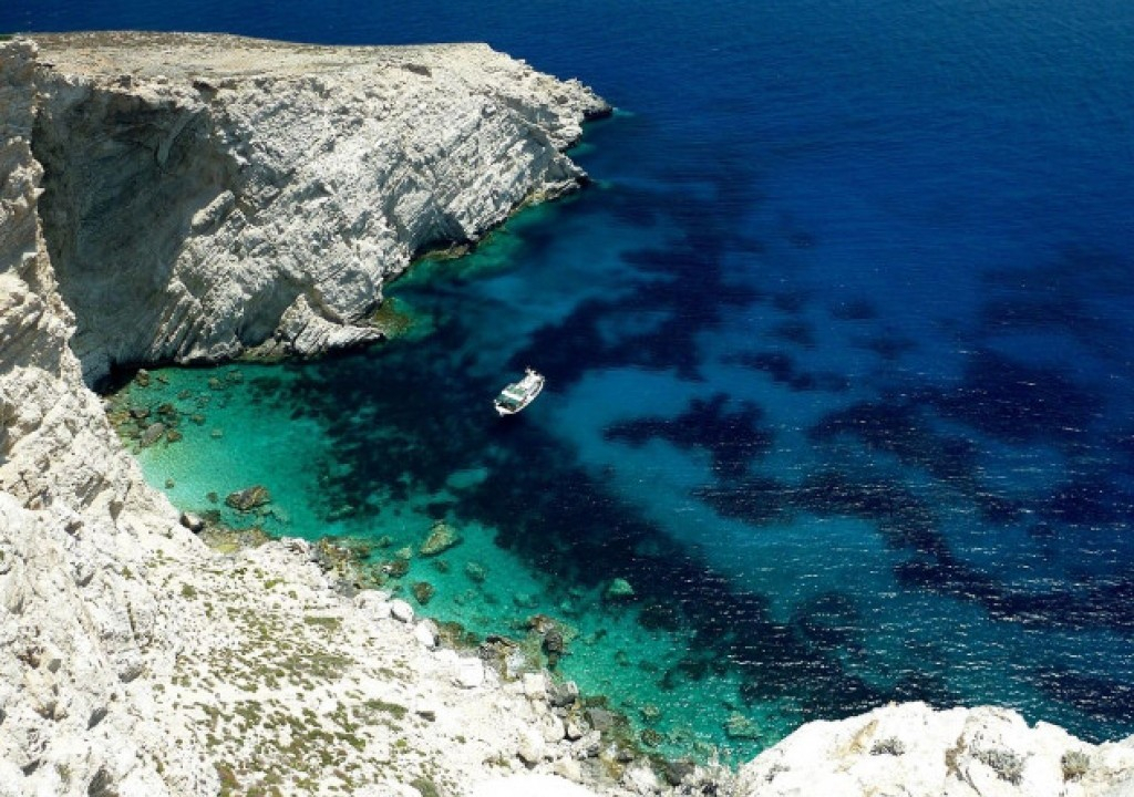 A Greek Island That Offers Home