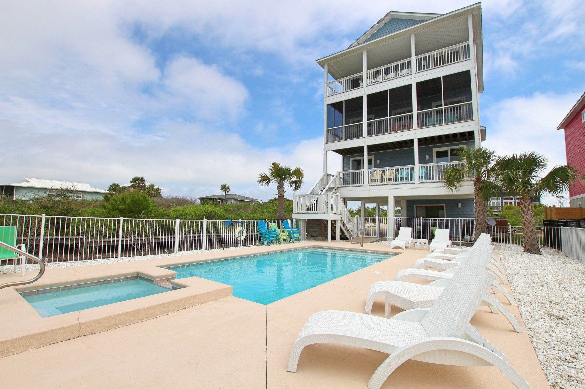 Absolute Deckadence  Is Your Next Family Vacation Rental