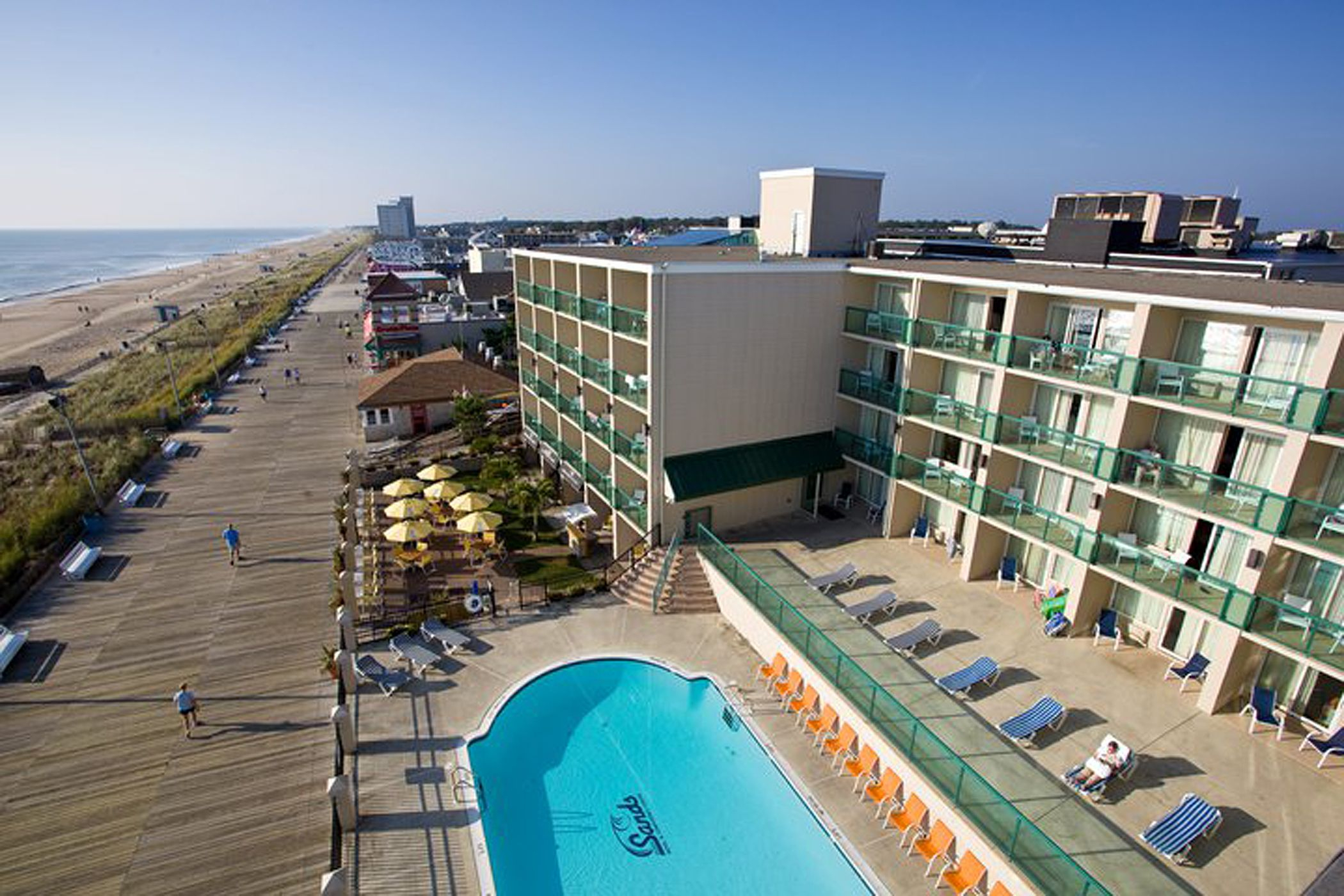Atlantic Sands Hotel And Conference Center  Rehoboth