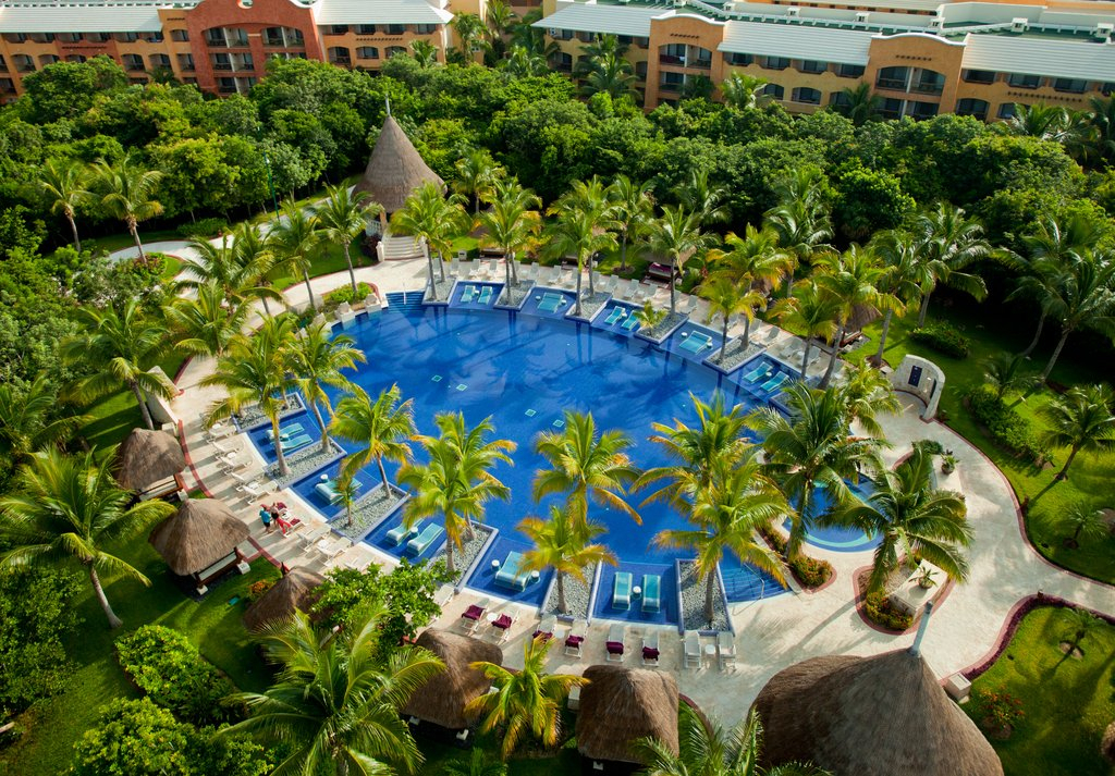 Barcelo Maya Palace Resort Cheap Vacations Packages  Red