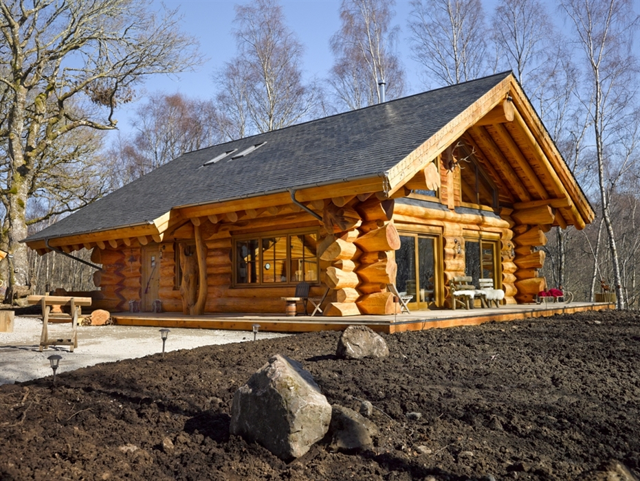 Caledonian Cabins Invergarry  Cabin  Visitscotland
