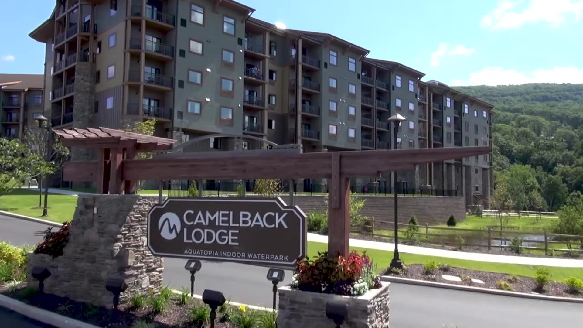 Camelback Resort Ready For 'Green'  Wnep