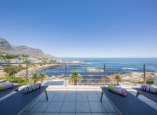 Camps Bay Terrace Penthouse  Holiday Apartment In Camps Bay