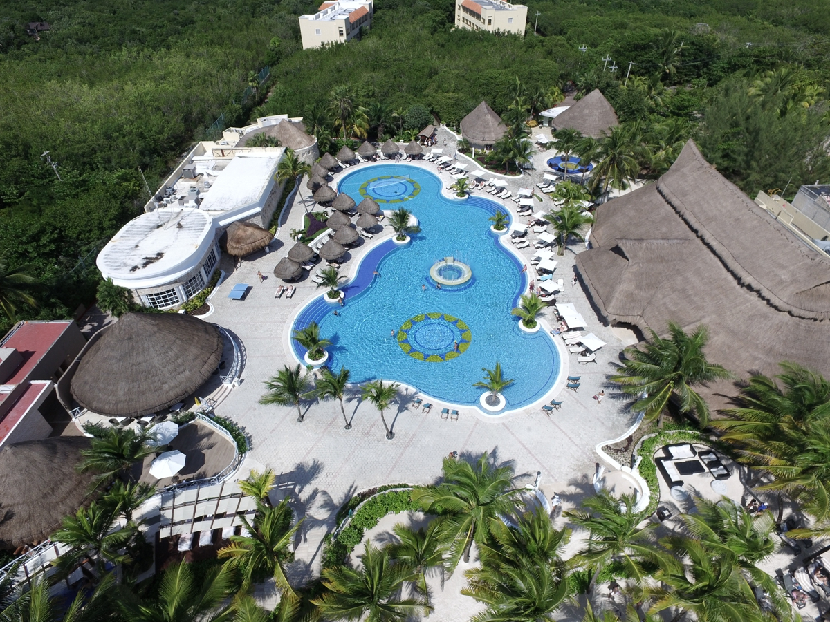 Catalonia Royal Tulum In The List Of The Best Resorts