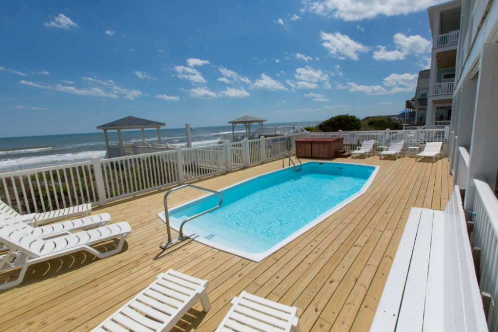 Emerald Isle Vacation Rentals  Oceanfront Playtime Pictures
