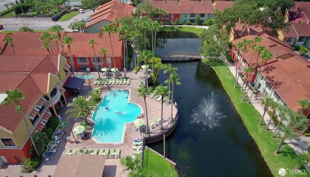 Endless Possibilities And Activities At Legacy Vacation