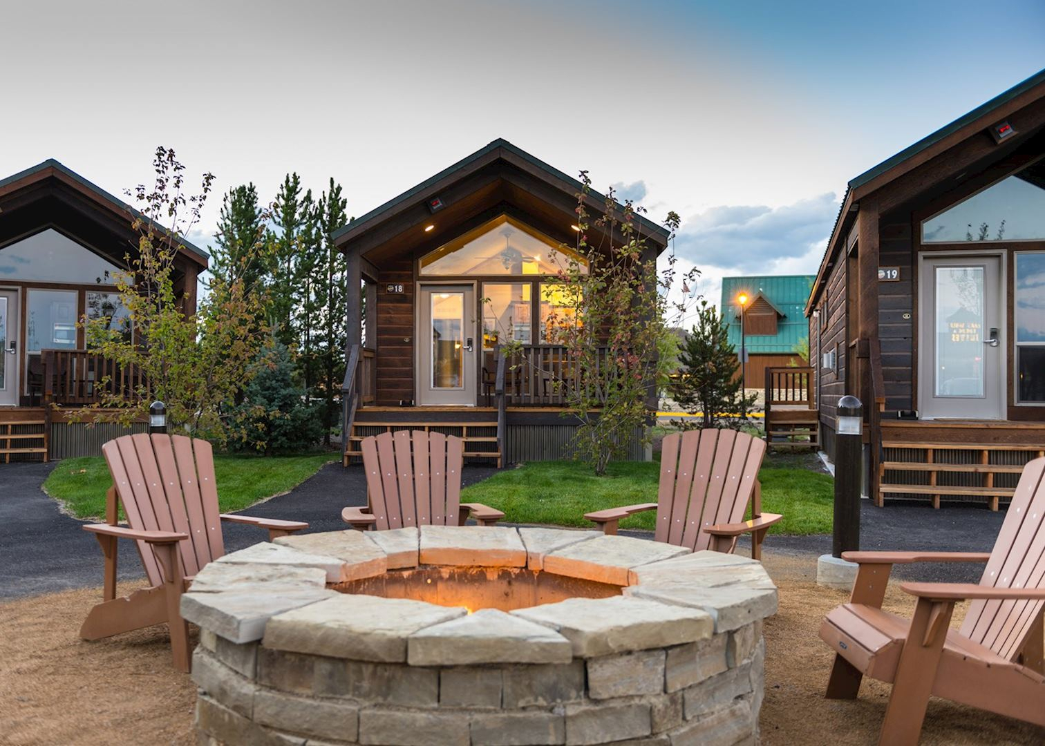 Explorer Cabins At Yellowstone  Usa  Audley Travel