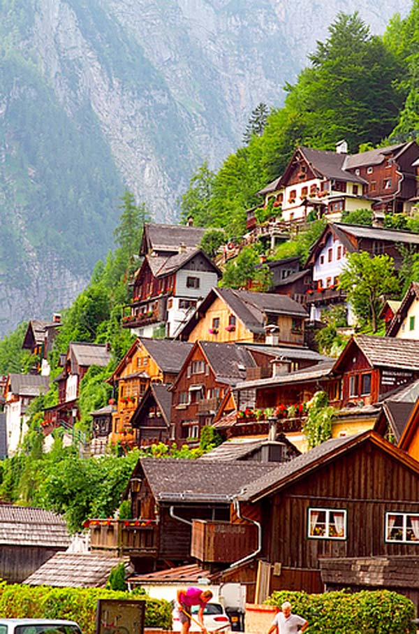 Great Vacation Spots  Most Beautiful Places To Live In