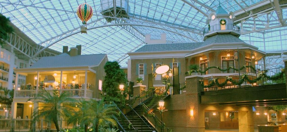 Hosp  Marriott Gaylord Opryland Hotel And Convention