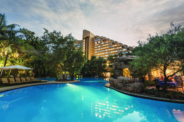 Images Of Sun City Hotels  Cascades Hotel  South Africa