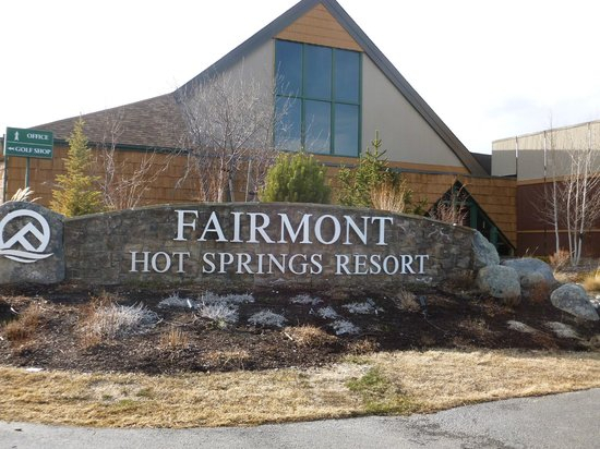 Lighted Trees Spring Break  Picture Of Fairmont Hot