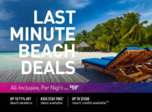 Minneapolis Last Minute Allinclusive Vacation Packages