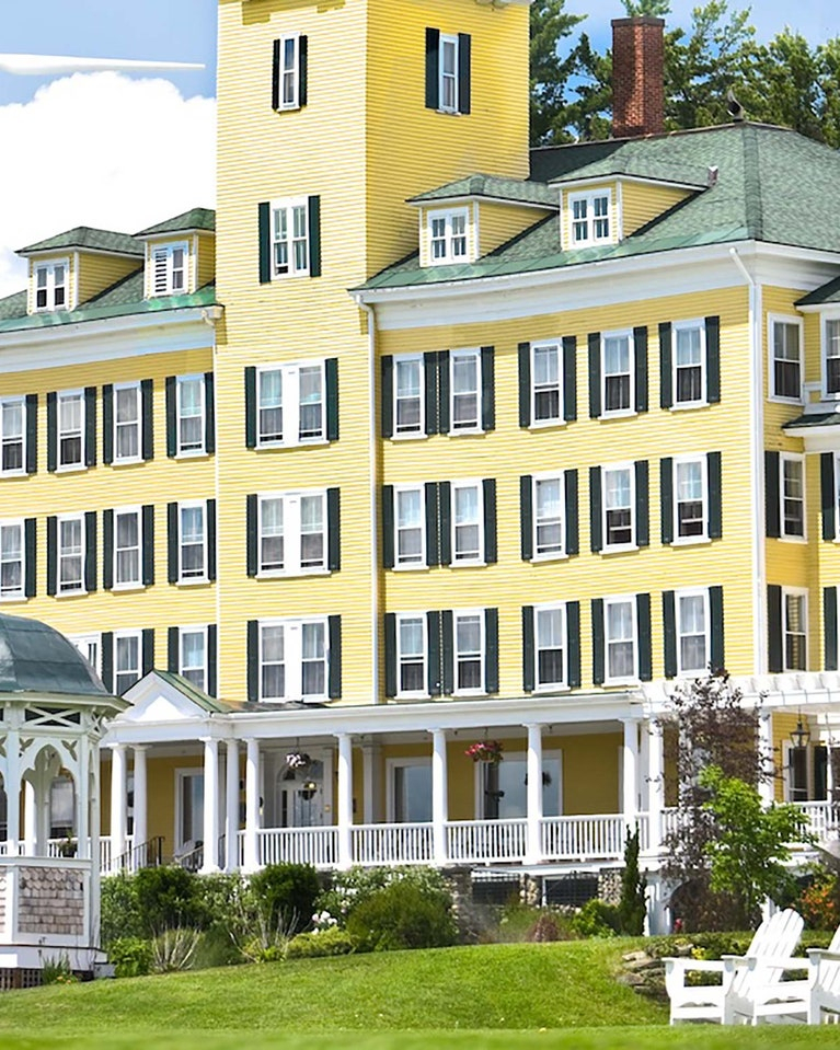 Mountain View Grand Resort  Spa Whitefield New Hampshire
