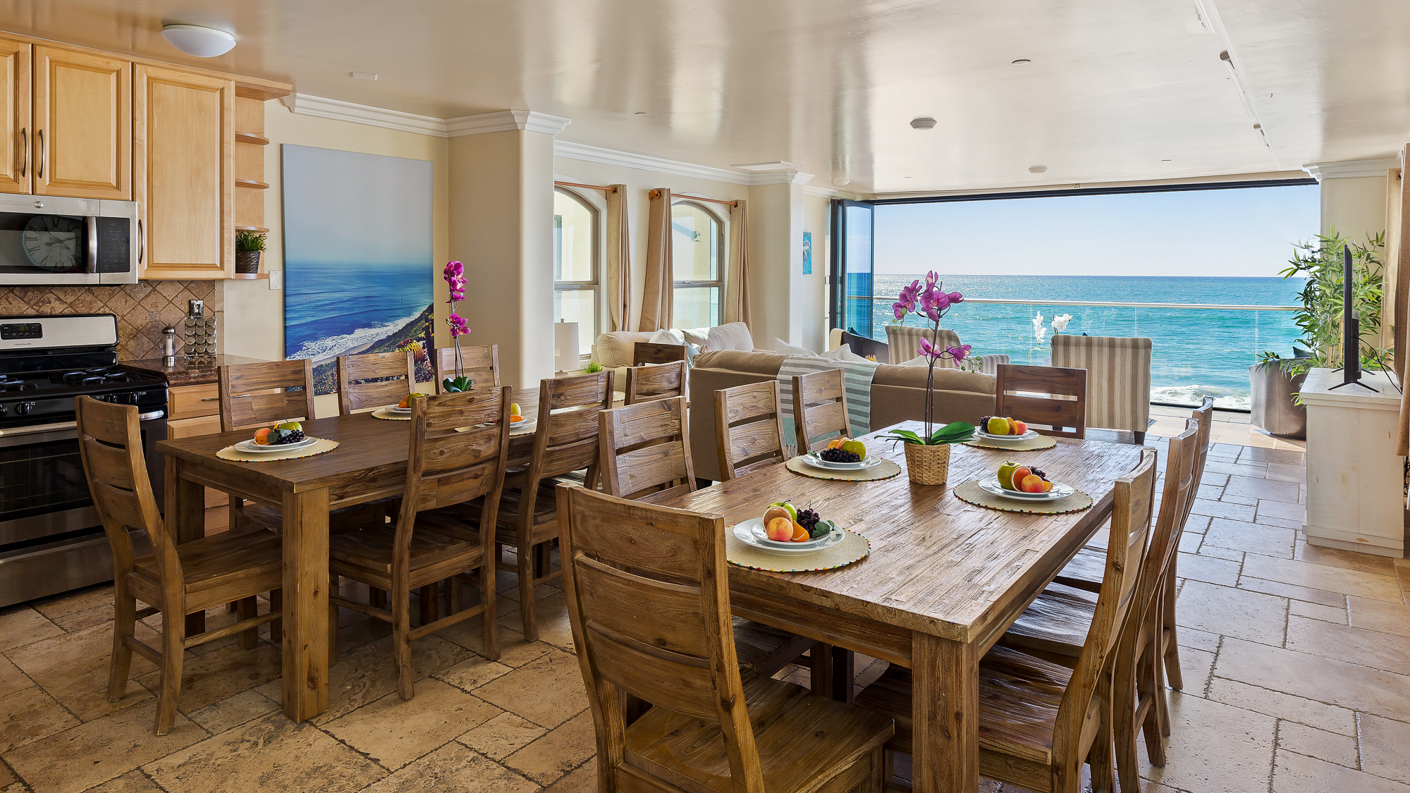 Petfriendly Oceanfront Rental  Beachfront Only Vacation